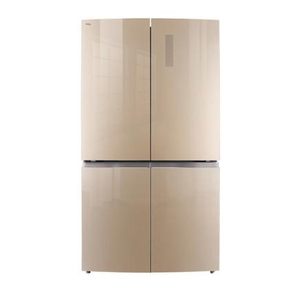 TCL736L十字对开门风冷冰箱