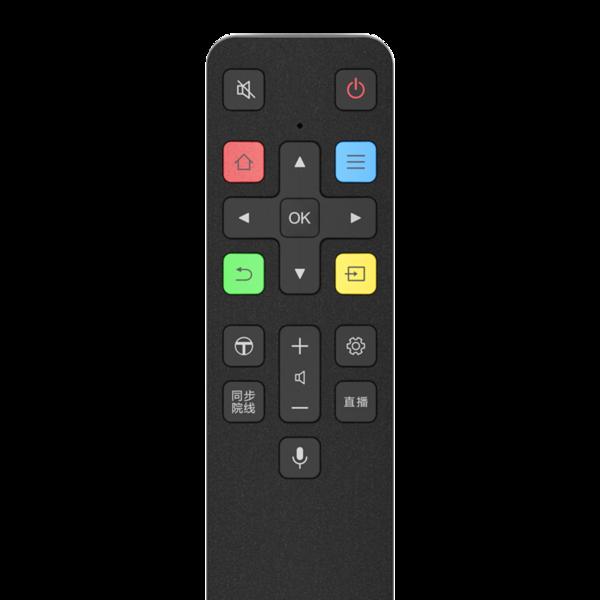 波轮洗衣机_【TCL电视】TCL RC801C智能语音电视遥控器 - TCL官网