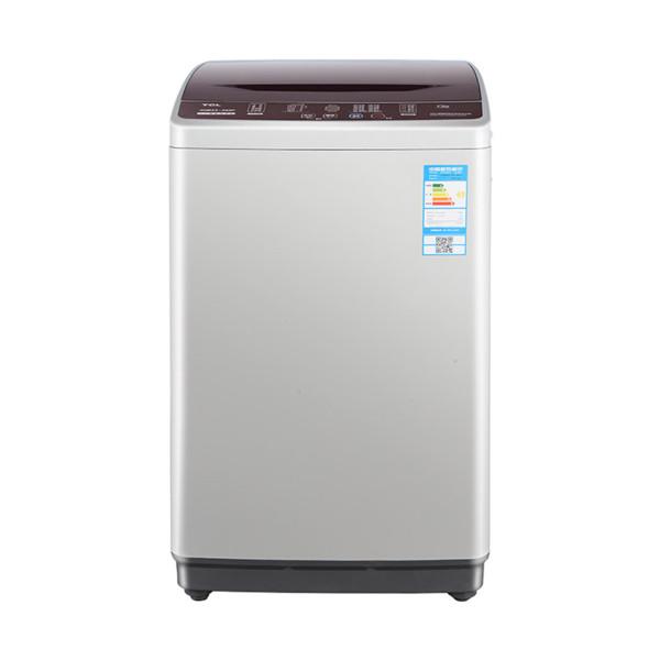 TCL5.5公斤小型全自動<span style='color:red'>波輪</span>洗衣機