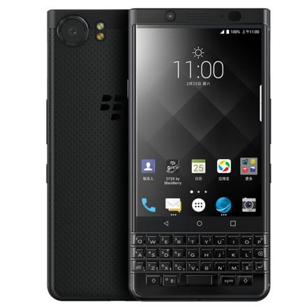 黑莓(BlackBerry)KEYone手机 黑色