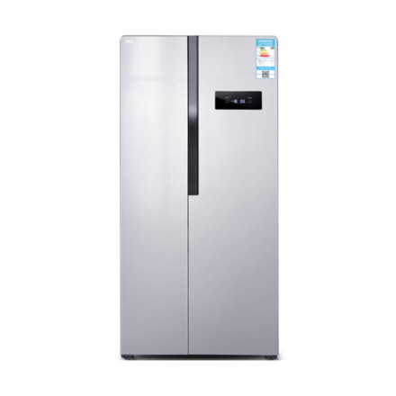 TCL430L对开门无霜风冷冰箱