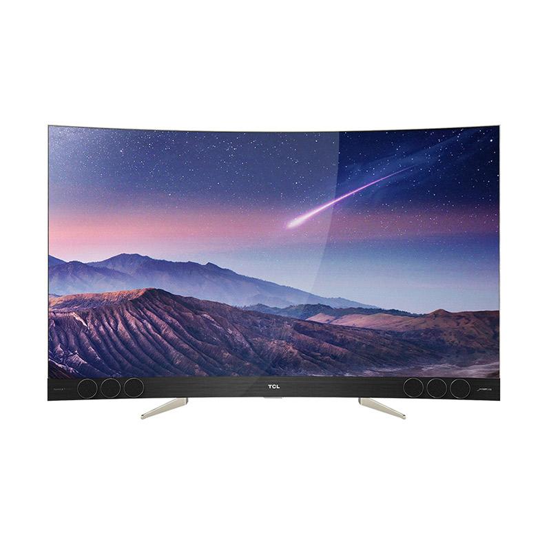 55X3 55英寸量子点哈曼卡顿曲面电视