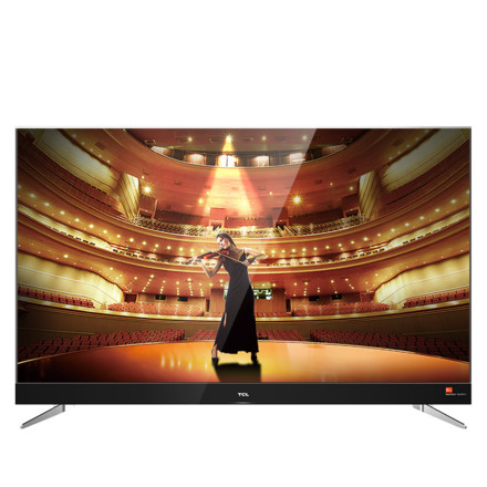 55C2 55英寸4K纤薄哈曼卡顿电视