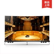 75X5 75英寸量子点全面屏曲面电视