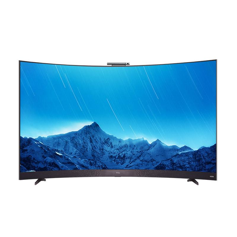 55A880C 55英寸超智慧曲面电视