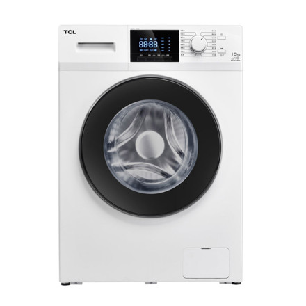 TCL10公斤变频节能滚筒洗衣机