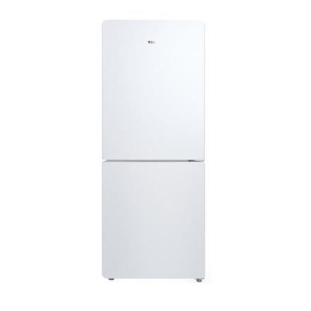 TCL163L双门节能家用小冰箱