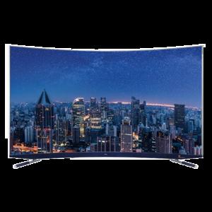 55C5 55英寸超薄4K曲面电视