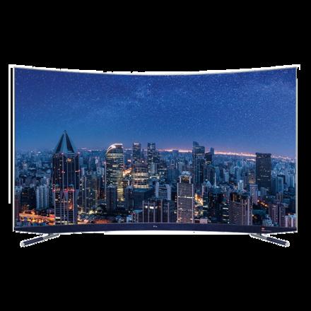 65C5 65英寸超薄4K曲面电视
