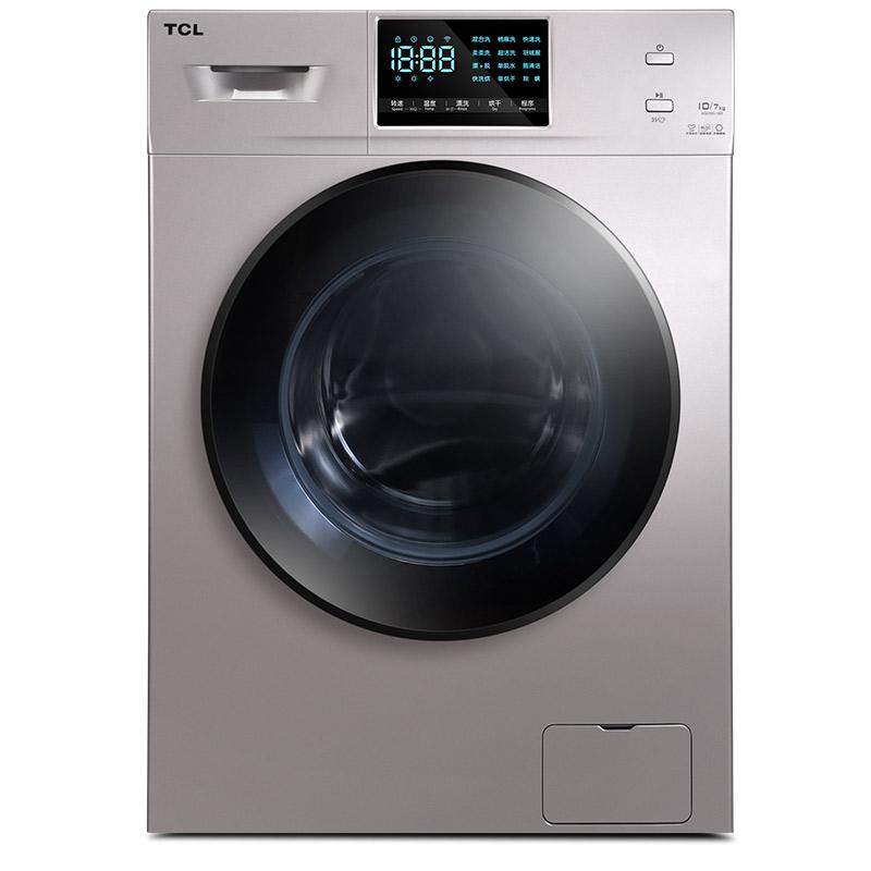 TCL10公斤变频滚筒洗衣机
