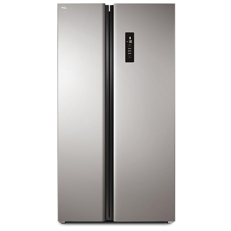 TCL519L对开门风冷无霜冰箱