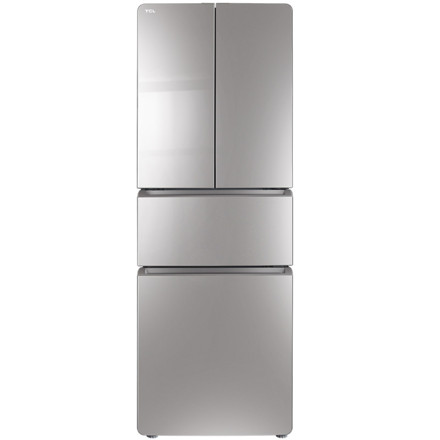 TCL 285L法式多门变频冰箱