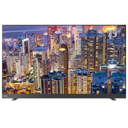 75英寸<span style='color:red'>4K</span>超薄超高清智能电视