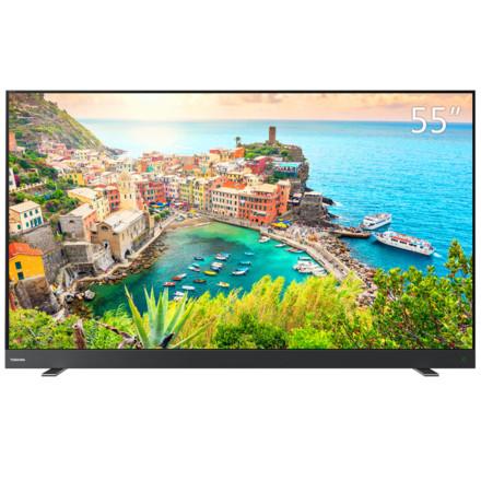 55英寸<span style='color:red'>4K</span>超薄超高清智能电视