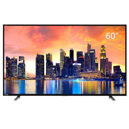 60英寸<span style='color:red'>4K</span>超高清智能平板电视