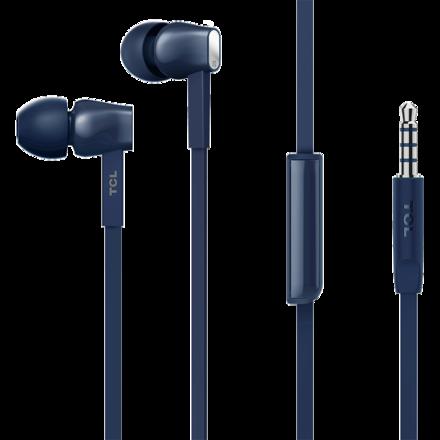 TCL MTRO100入耳式耳机 宝石蓝