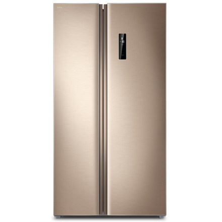 TCL 650升对开门变频冰箱