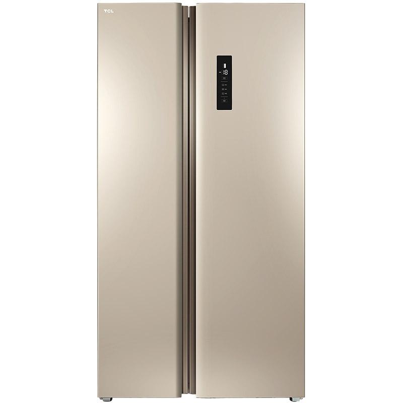 TCL 515L对开门风冷无霜冰箱