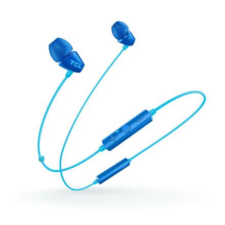 TCL SOCL100BT藍牙耳機 深海藍