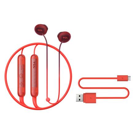SOCL200BT樱桃红 蓝牙耳机