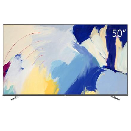 50Q6 50英寸超薄全场景AI电视