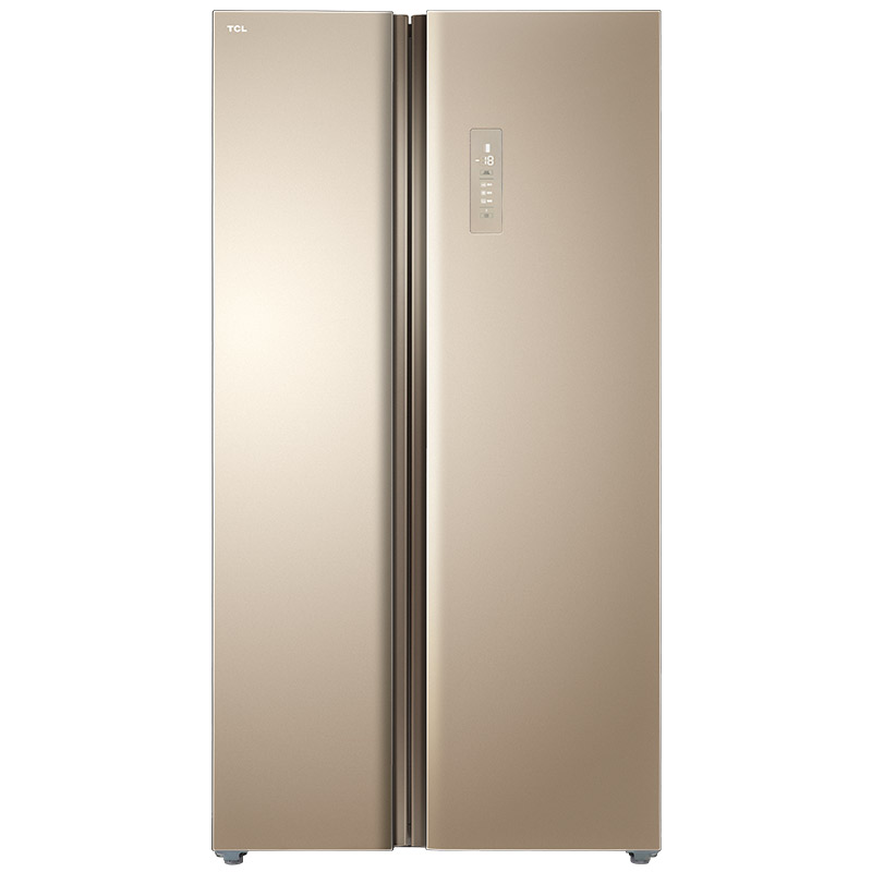 TCL650L风冷对开门冰箱