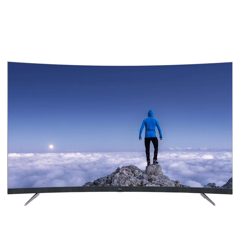 55T3 55英寸新影院运动曲面超清薄电视