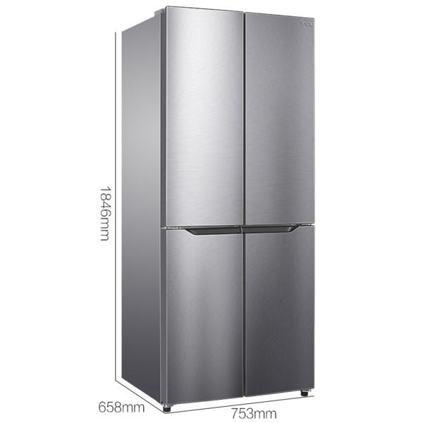BCD-408WZ50 十字對開門風冷冰箱
