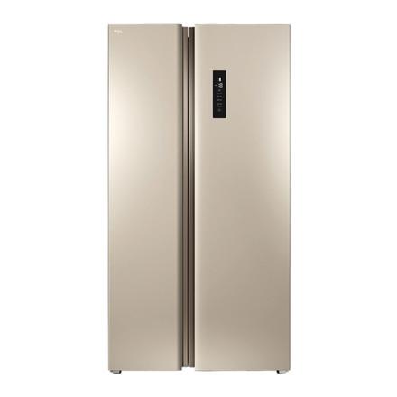TCL 520L风冷一体双变频冰箱