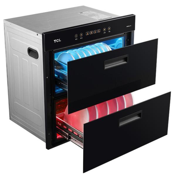 TCL嵌入式智能烘干消毒柜