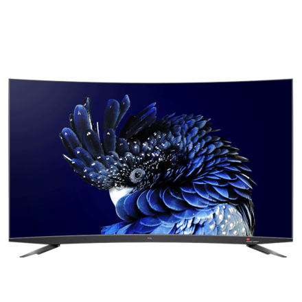 55Q960C 55英寸QLED量子點劇院曲面電視